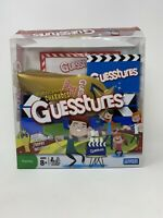GUESSTURES Family Game Parker Brothers 2008 Hilarious High Speed Charades