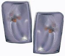 VW LT Series 1996-2006 Clear Front Indicator Pair Left & Right