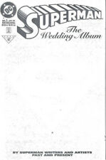 SUPERMAN: THE WEDDING ALBUM #1 ... Collector's Ed ... DC ... Dec 1996 ... MINT