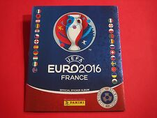 Panini ALBUM EURO 2016 Schweiz Star Edition ---- France EM 2016 Swiss Leeralbum