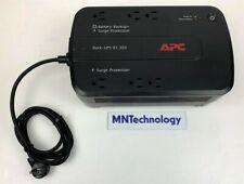 APC | BE350G | 120V 60Hz 6-Outlet Back-UPS System W/New Batteries