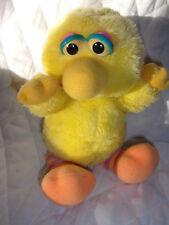 "Hasbro Softies Sesame Street Big Bird 12"" Plush Soft Toy Stuffed Animal"