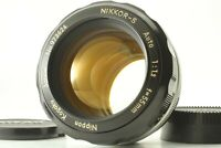 【Exce 5】 Nikon non-Ai Nikkor-S Auto 55mm f/1.2 Standard MF Lens from Japan  #850