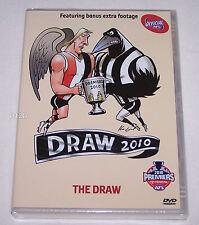 Collingwood Magpies v St Kilda Saints 2010 AFL Grand Final Draw DVD New