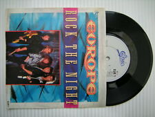 Europe - Rock The Night / Seven Doors Hotel, Epic EUR-1 Ex Condition A1/B1 Press