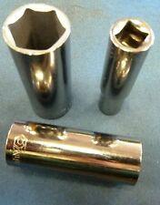 """ALLEN 11065 13/16"""" Deep Chrome Hand Socket, 3/8"""" Drive, 6-point, Brand New, USA"""
