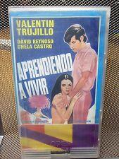 APRENDIENDO A VIVIR Simplemente 1970 Mexico soap opera Alejandro Galindo novella