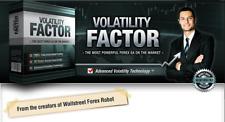 volatility factor expert advisor, robot automatico, trading forex sconto da 299€