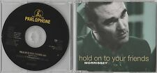 Morrissey - Hold On To Your Friends - Scarce 1994 UK 2 track CD