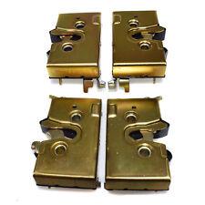 4Pcs Door Lock Box Catch Latch Front Rear Left Right For VW Rabbit Jetta Golf