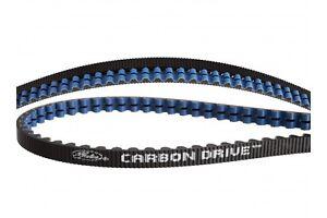 Gates Carbon Drive CDX, Riemen, blau / schwarz