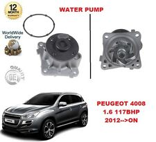 FOR PEUGEOT 4008 1.6 117BHP 2012 >ON WATER PUMP