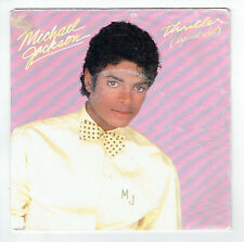 "Michael JACKSON Vinyl 45 tours 7"" SP THRILLER - THINGS ! DO FOR YOU - EPIC 3643"