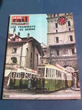 vie du rail 1963 913 SARLIeVE MINIAC MORVAN CIWL BERNE HAGONDANGE MAIZIeRES METZ