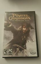 Pirates of the Caribbean: At World's End (PC, 2007) Sealed.