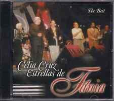 FANIA RARE Celia Cruz DIOSA DEL RITMO encantico HUESO Y PELLEJO isadora BAMBOLEO