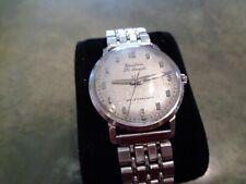 Vintage Bulova 30 Jewels SelfWinding Self-Winding C42916 Watch Bead Rice Style