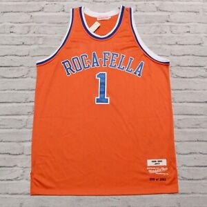 Rare Deadstock Roc-A-Fella S.Carter Basketball Jersey Jay-Z Rocafella Vtg