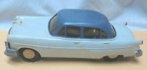 Vintage 1954 Ford Promo Car Blue