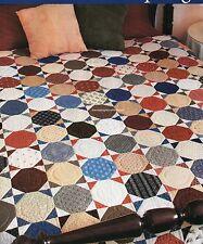 Snowball Quilt Pattern Pieced LP