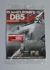 JAMES BOND 007 - ASTON MARTIN DB5 - 1:8 SCALE BUILD - GOLDFINGER - CAR PART 50