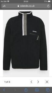 Columbia HELVETIA™ HALF SNAP - Fleece jumper. Size Uk XL