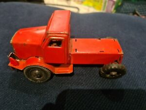 Made in Japan  red Truck