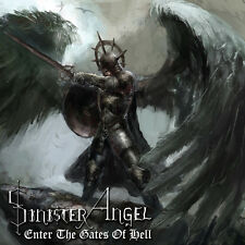 SINISTER ANGEL-Enter The Gates Of Hell CD,Reaper,Black Fate,Zaxas,Onyx,Private