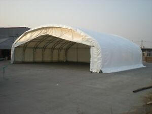 Aircraft Hangar Portable Building Steel Framed Temporary Shelter Building Plane