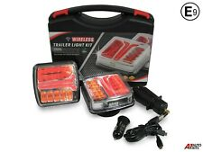 Wireless Led Magnetic Lights Kit For Trailer Tractor Agricultural Vehicles E9
