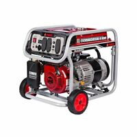 A-ipower 5000W Portable 7.5 HP Gasoline Generator with Recoil Start SUA5000