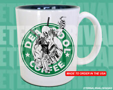Deadpool comic book geek nerd Mug