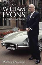 SIR WILLIAM LYONS JAGUAR C D E TYPE XK120 XK140 XK150 XKSS XJ6 LE MANS (NEW)