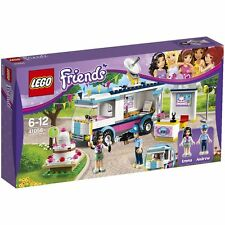 LEGO FRIENDS 41056 Le camion TV de Heartlake City ++ 100% NEUF ++ BOITE SCELLEE