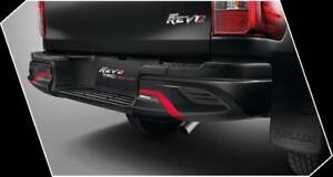 REAR COVER GUARD BUMPER SKIRT FOR TOYOTA HILUX REVO SR5 M70 M80 ROCCO 2015-2021