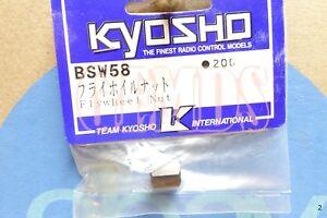KYOSHO BSW58 FLYWHEEL NUT
