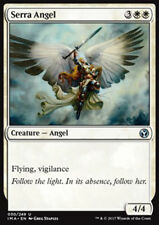 MTG SERRA ANGEL FOIL EXC - ANGELO DI SERRA - IMA - MAGIC