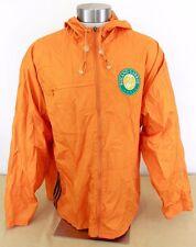 Vtg 90's Adidas Jacket Tennis Windbreaker Roland Garros French Open Sz XXL 2XL