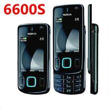 """Nokia 6600 slide 6600S Original 3G UMTS 850  2100 2.2"""" 3MP Bluetooth Slide Phone"""