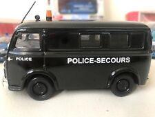 VEHICULE DE POLICE voiture miniature 1/43 collection norev
