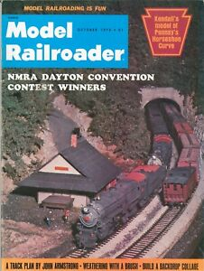 Model Railroader - October 1975