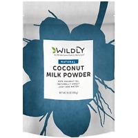 Wildly Coconut Milk Powder - Powdered Milk - Dairy Free Milk Powder - Dry Milk P