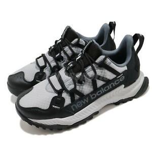 New Balance Shando Wide Black Grey Men Trail Running Lifestyle Shoes MTSHALK 2E