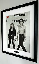 Sex Pistols-Sid Vicious-Framed Original NME-Plaque-Certificate-NEW-RARE-Punk