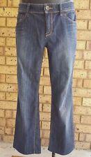 """ESPRIT Tube Women's Jeans size 12, waist 34"""" Casual Blue Denim"""