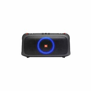 JBL Partybox On-The-Go Tragbarer Bluetooth-Partylautsprecher 100 Watt TWS IPX4
