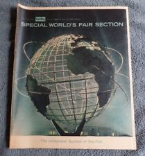1964 Sunday NY News Coloroto Magazine Special World's Fair Section Part 2