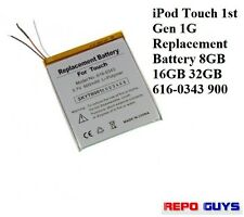 iPod Touch 1st Gen 1G Replacement Battery 8GB 16GB 32GB 616-0343