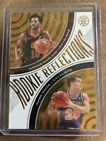 2019-20 Panini Illusions Darius Garland Mark Price GOLD Rookie Reflections# CAVS