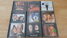 CD Sammlung 9x Stück CD OST Soundtrack Lot Collection of private collector